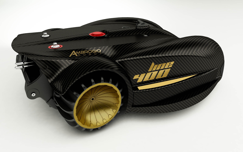 Ambrogio Rasenroboter L 400 B Roboter Online Shop